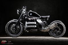 Racing Cafè: BMW K 1200 RS by Galaxy Custom