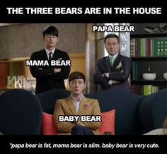 the master's sun | Tumblr #kdramahumor