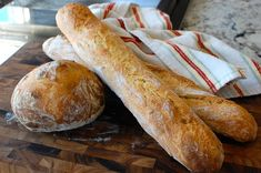 Artisan bread in 5 minutes, no kneading required!
