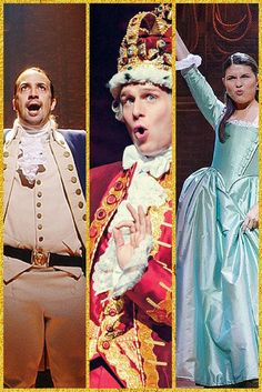 Quiz: Which Hamilton Character Are You? http://theatrenerds.com/which-hamilton-character-are-you/