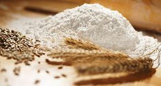 Flours, historical and industrial mills