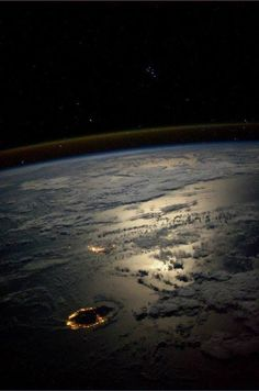 ♥ The Pleiades Seen From Space