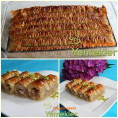 Kolay Burma Tatlısı Greek Cooking, Cooking Time, Biscuits, Arabic Sweets, Bread Cake, Middle Eastern Recipes, Mediterranean Recipes, Deli, Banana Bread