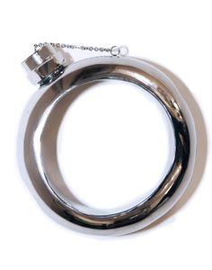 CYNTHIA ROWLEY FLASK BANGLE    Necessity is the mother of invention...   AVAILABLE FOR PRE-ORDER   Shipping March 2013  patent pending    $225.00