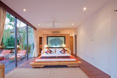 japanese style master bedroom
