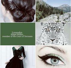 Lysandra she's so COOL :D