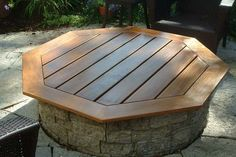 Image result for brick fire pit cover