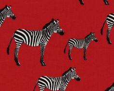 Timeless Treasures - Alice Kennedy - Zebras