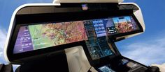 Thales Odicis Cockpit Vision for introduction to business, commercial and military aircrafts in2020-2025 timeframe