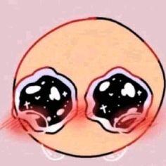 Emoji Drawings, Cute Drawings, Memes Lindos, Emoji Images, Cute Emoji, Funny Emoji, Drawing Expressions, Mood Pics, Cute Icons