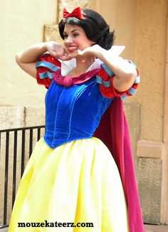 The Disney Princess: Where in Walt Disney World Can You Meet Snow White? (article)