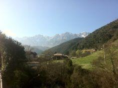 Parc naturel des Picos de Europa - Pics d'Europe, Cantabrie (Espagne)