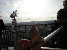 Top of the Tower in France