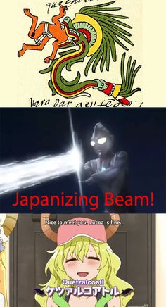 Japanizing Beam! | Know Your Meme
