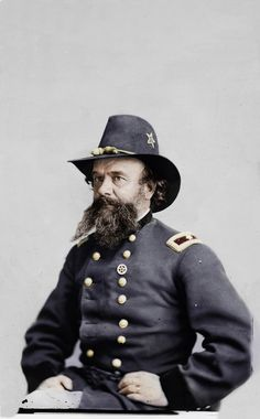 Union General Alpheus Starkey Williams