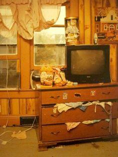 """Chris Verene, Family Series, """"Autumn's new Bedroom"""""""