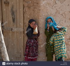 Adorable Pashtun Girls in Helmand, Afghanistan.