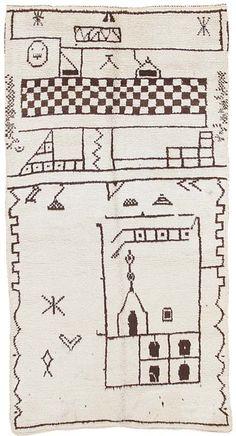 Textiles, Textile Patterns, Morrocan Rug, Moroccan, Textile Fiber Art, Berber Rug, Rugs On Carpet, Carpets, Floor Rugs