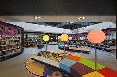 Galeria de Biblioteca De nieuwe Almere / Concrete Architectural Associates - 2