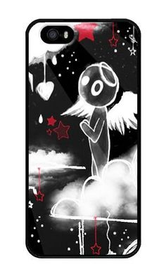 iPhone 5/5S Case DAYIMM Angelic Black PC Hard Case for Apple iPhone 5/5S DAYIMM? http://www.amazon.com/dp/B013DGG826/ref=cm_sw_r_pi_dp_Nhjfwb0E92RXT