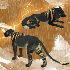 Feral Lightning Preset by i-HeartArt on DeviantArt Feral Heart, I'm Still Here, 4 Life, Character Inspiration, Lightning, Dinosaur Stuffed Animal, Deviantart, Animals, Animales