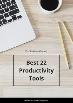Looking to maximize your efficiency? Here are the best 22 free productivity tools for you! | Google Suite | Tailwind | Canva | Hootsuite | Grammarly | Creative Market | and more.