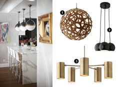 The Power of Statement Lights | Rue