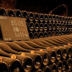 Barrels over 20 years old still impart oak aromas to Champagne according to Bollinger's chef de cave Mathieu Kauffman. Vintage Champagne, Vintage Wine, Good Spirits, Wine And Spirits, Bollinger Champagne, Grand Chef, Champagne Region, Gourmet, Places