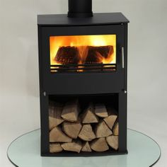 Westfire Series Two Logstore