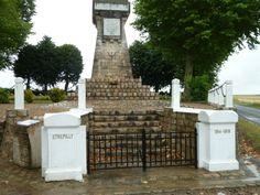 Nécropole Nationale d'Etrepilly 534 militaires français y reposent