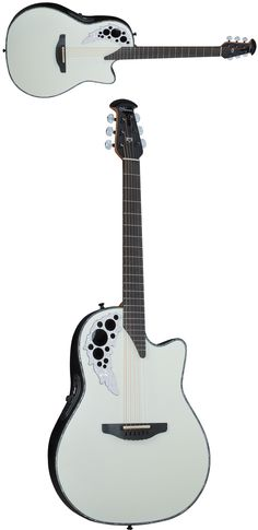 Musical Instruments & Gear Black Online Discount Ovation Ce44-5 Acoustic-electric Guitar