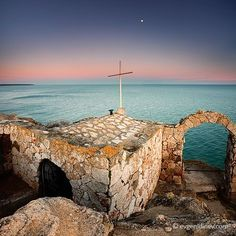 The Gate of the 40 Maidens, Kaliakra, Bulgaria