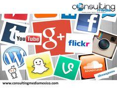 Las redes sociales de uso personal. LA MEJOR EMPRESA DE MARKETING DIGITAL. Algunas de las ventajas de las redes sociales de uso personal es que puedes contar con información actualizada acerca de temas de tú interés, comunicarte en tiempo real con otras personas, conocer las noticias al instante y son un buen elemento para conectarte con el mundo profesional. Si tienes una empresa y no estás presente en redes sociales, estás fuera de los negocios. www.consultingmediamexico.com…