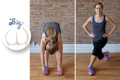 Lots of women aren't satisfied with their butt, but not everyone has the same complaint. That's because booties come in all shapes and sizes. You've got to hit up your backside with the right kind of move to get the results you want. We asked top fitness pros for their best butt workoutsto l…