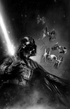 Star Wars • peopleandarts: Darth Vader Fan Art Collection...