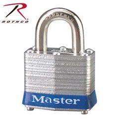 MasterLock Cylinder Tumbler Lock