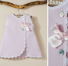 Source by maryostuni kids girl Baby Girl Frocks, Frocks For Girls, Kids Frocks, Baby Summer Dresses, Little Girl Dresses, Girls Dresses, Baby Dresses, Baby Dress Design, Baby Girl Dress Patterns