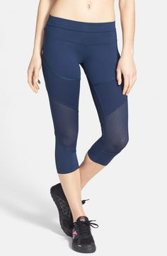 Adidas Women's by Stella Mccartney Run Three Quarter Tights Bottoms | Pants  and Clothing