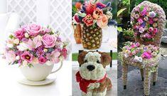 Día de la Madre: 10 increíbles arreglos florales para sorprender a mamá