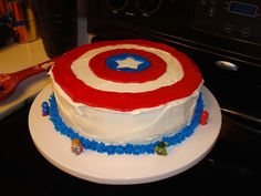 The Avengers Birthday Party Ideas | Photo 13 of 18 | Catch My Party