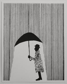 Raincoat 16 x 20 by ben kafton