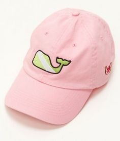 Vinyard vines Pink Hat = LOVE