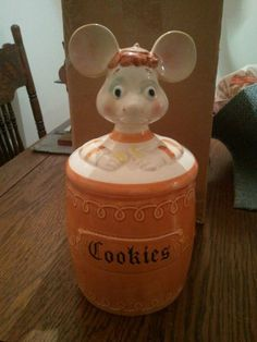 Michael's Cookie Jar All Cookie Jars  Mike Cookie Jar  Westland Giftware  Monsters
