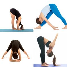 Open up your hamstrings, adductor and chest with these Yoga postures