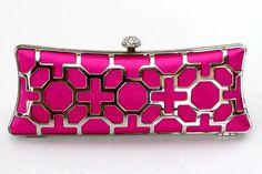 Stunning Silk Box Clutch With Asymmetric Pattern   Read More:   http://www.fashionant.com/stunning-silk-box-clutch-with-asymmetric-pattern-1079.html