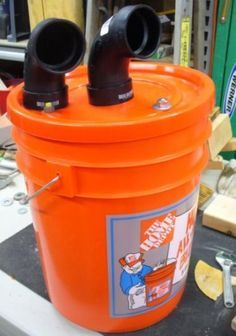 Homemade cyclone separator - Woodworking Talk - Woodworkers Forum