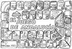 Biblioteca Escolar del Colegio Juan Pedro. Alcaudete(Jaén): Enlaces interesantes con materiales para trabajar el Día de Andalucía