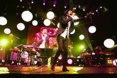 """Check out Rolling Stone's """"A day in the life"""" piece as Passion Pit prepares to take the stage in NYC Passion Pit, Madison Square Garden, Political News, The Life, Rolling Stones, Stage, Nyc, Film, Concert"""