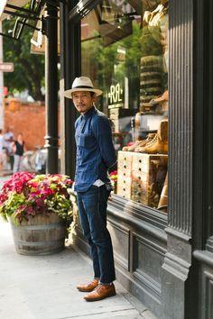 superdanger-us: Nate | Prince Street, NYC. - MenStyle1- Men's Style Blog