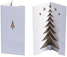 designs that inspire to create your perfect home: Handmade Christmas Card: 6 Craft Ideas!